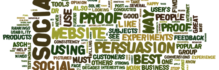 What is Social Proof and Why Is It Relevant to Website Design?